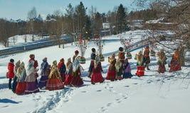 Día de fiesta ortodoxo religioso Imagenes de archivo