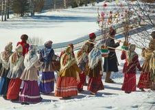 Día de fiesta ortodoxo religioso Imágenes de archivo libres de regalías