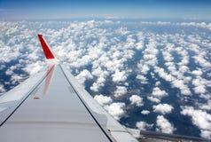 Día de fiesta por vuelo Fotos de archivo libres de regalías