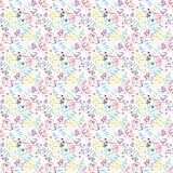 Día de fiesta precioso multicolor blando artístico hermoso abstracto nuevo Foto de archivo libre de regalías