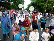 Día de fiesta religioso islámico Fotos de archivo libres de regalías