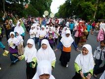Día de fiesta religioso islámico Imagen de archivo libre de regalías