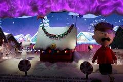 Día de fiesta Windows 2015 de Macy: La cuadrilla 4 de los cacahuetes Foto de archivo libre de regalías