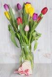 Día de fiesta y concepto de la primavera Fotos de archivo libres de regalías