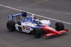 Día de Graham Rahal Indianapolis 500 poste Indy 2011 Imagenes de archivo