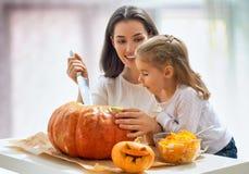 Día de Halloween Imagen de archivo libre de regalías