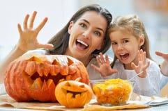 Día de Halloween Fotografía de archivo libre de regalías