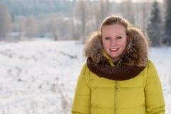 Día de invierno Imagenes de archivo