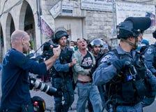 Día de Jerusalén Imagen de archivo libre de regalías