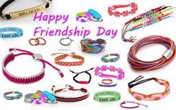 Día de la amistad Fotos de archivo