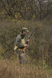 Día de la caza Foto de archivo libre de regalías