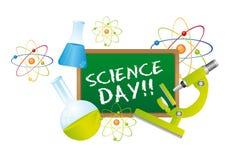 Día de la ciencia libre illustration
