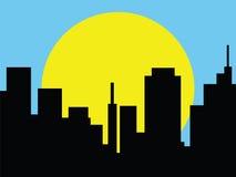 Día de la ciudad Imagen de archivo libre de regalías