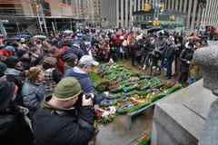 Día 2013 de la conmemoración Imagenes de archivo