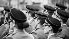 Día de la conmemoración skipton Reino Unido 11 11 2018 fotos de archivo libres de regalías