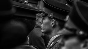 Día de la conmemoración skipton Reino Unido 11 11 2018 imagen de archivo libre de regalías