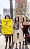 Día 2 de la huelga de 48 horas de Junior Doctors Imagenes de archivo