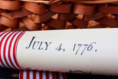 Día de la Independencia Foto de archivo