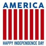 Día de la Independencia americano Fotos de archivo libres de regalías