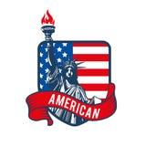 Día de la Independencia americano Fotografía de archivo libre de regalías