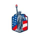 Día de la Independencia americano Imagen de archivo