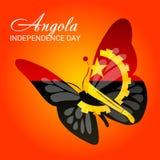 Día de la Independencia de Angola libre illustration