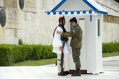 Día de la Independencia 2013 de Grecia Fotos de archivo