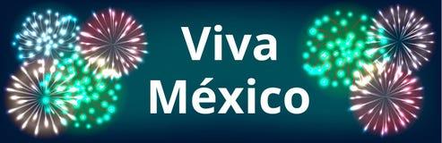 Día de la Independencia de México libre illustration