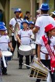 Día de la Independencia en Costa Rica Fotos de archivo