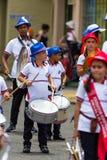 Día de la Independencia en Costa Rica Fotografía de archivo