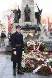 Día de la Independencia nacional, Kraków, Polonia 2017 Imagen de archivo libre de regalías