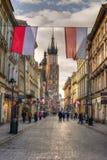 Día de la Independencia nacional, Kraków, Polonia 2017 Fotos de archivo