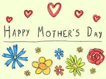 Día de la madre libre illustration