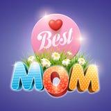Día de la madre ilustración del vector