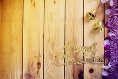 Día de la Navidad Fondo de la Navidad con el espacio Fotos de archivo libres de regalías