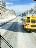 Día de la nieve Imagen de archivo libre de regalías