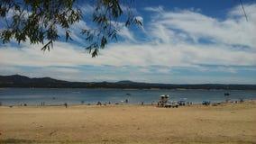 Día de la playa Imagen de archivo