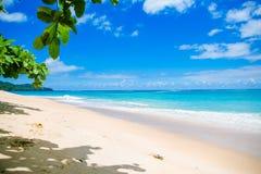 Día de la playa Imagen de archivo libre de regalías