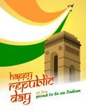 Día de la república Libre Illustration