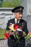 Día de la victoria Foto de archivo libre de regalías