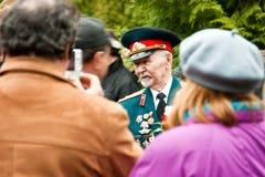 Día de la victoria del 9 de mayo Imagenes de archivo