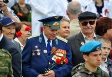 Día de la victoria el 9 de mayo Fotografía de archivo libre de regalías