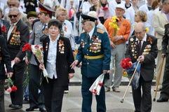Día de la victoria el 9 de mayo Imagen de archivo