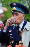 Día de la victoria, Letonia Imagenes de archivo