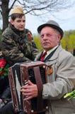 Día de la victoria, Letonia Imagen de archivo libre de regalías