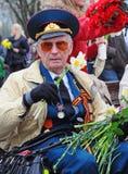 Día de la victoria, Letonia Imágenes de archivo libres de regalías