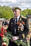 Día de la victoria, Letonia Foto de archivo