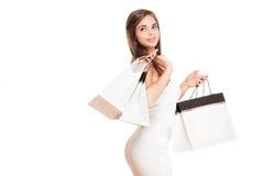 Día de las compras. Fotografía de archivo libre de regalías