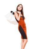 Día de las compras. Imagen de archivo libre de regalías