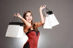 Día de las compras. Foto de archivo libre de regalías